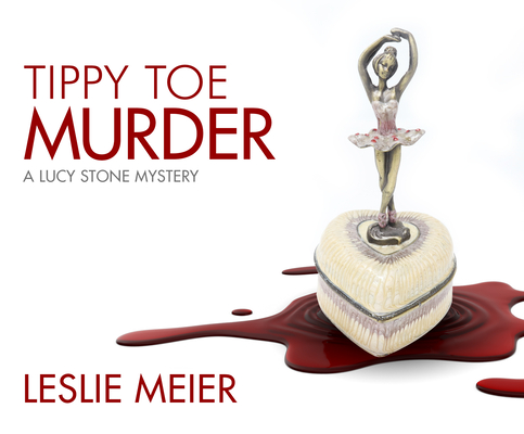 Tippy Toe Murder (Lucy Stone #2) Cover Image