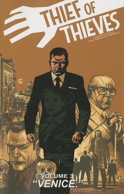 Cover for Thief of Thieves Volume 3