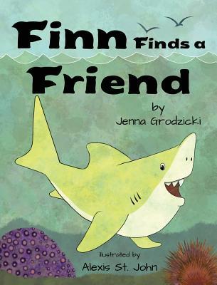 Finn Finds A Friend Cover Image