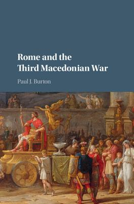 Rome and the Third Macedonian War Cover Image