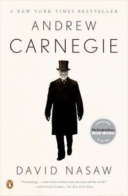 Andrew Carnegie Cover Image