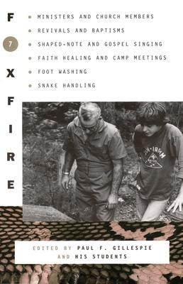 Foxfire 7 Cover