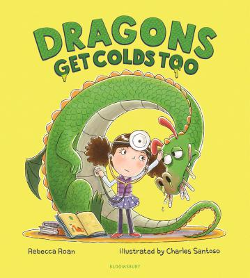 Dragons Get Colds Too Cover Image