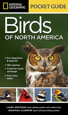 National Geographic Pocket Guide to the Birds of North America Cover