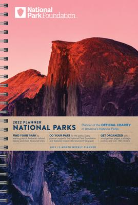 2022 National Park Foundation Planner Cover Image