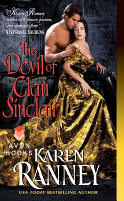 The Devil of Clan Sinclair Cover Image