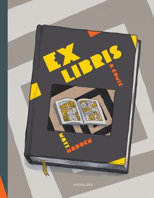 Cover for Ex Libris