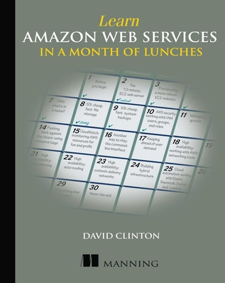 Learn Amazon Web Services in a Month of Lunches Cover Image