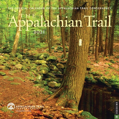 The Appalachian Trail 2021 Wall Calendar Cover Image