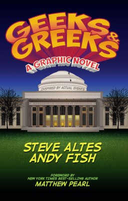 Cover for Geeks & Greeks