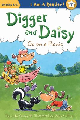 Digger and Daisy Go on a Picnic (I Am a Reader!: Digger and Daisy #2) Cover Image