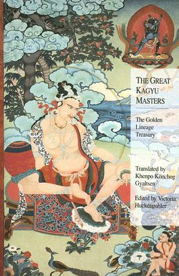 The Great Kagyu Masters Cover