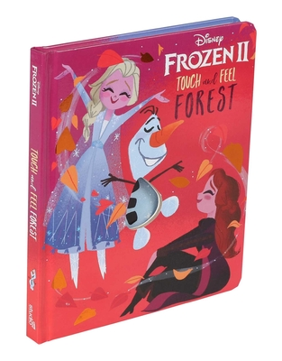Disney Frozen 2: Touch and Feel Forest Cover Image
