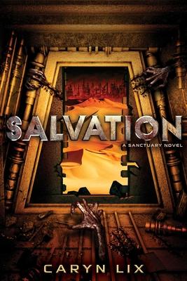 Salvation (A Sanctuary Novel) Cover Image