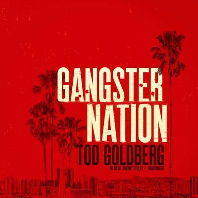 Gangster Nation (Gangsterland #2) Cover Image