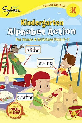 Kindergarten Alphabet Action Cover