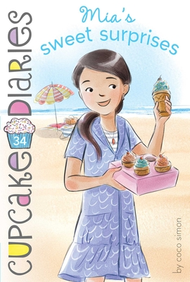 Mia's Sweet Surprises (Cupcake Diaries #34) Cover Image