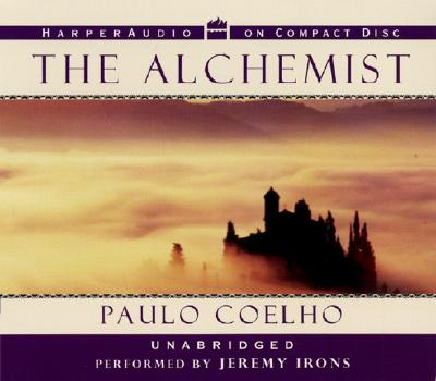 The Alchemist CD Cover Image