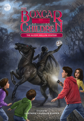 Cover for The Sleepy Hollow Mystery (The Boxcar Children Mysteries #141)