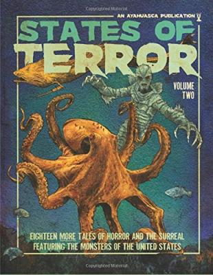 States of Terror Volume Two Cover