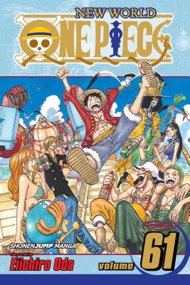 One Piece, Volume 61 Cover