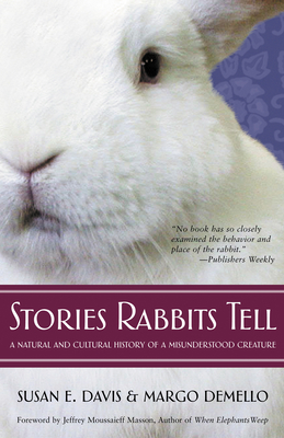 Cover for Stories Rabbits Tell