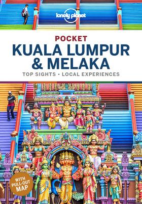 Lonely Planet Pocket Kuala Lumpur & Melaka Cover Image