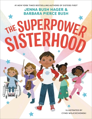 The Superpower Sisterhood Cover Image