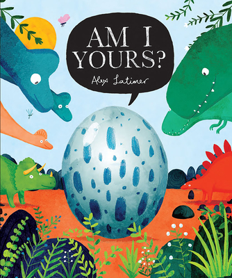 Cover for Am I Yours?