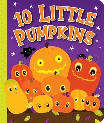10 Little Pumpkins Cover Image