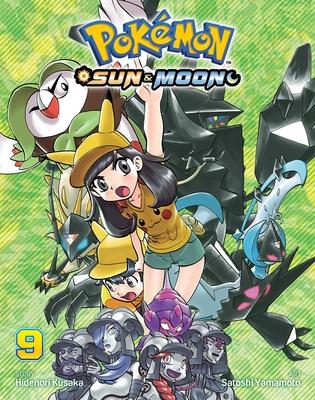 Pokémon: Sun & Moon, Vol. 9 Cover Image