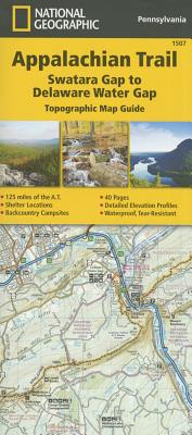 Appalachian Trail, Swatara Gap to Delaware Water Gap [Pennsylvania] Cover Image