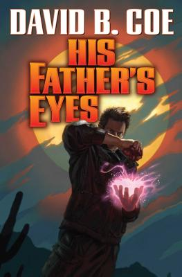 His Father's Eyes (Case Files of Justis Fearsson #2) Cover Image