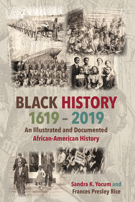 Black History 1619-2019: An Illustrated and Documented African-American History Cover Image