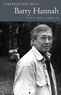 Conversations with Barry Hannah (Literary Conversations) Cover Image