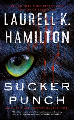 Sucker Punch (Anita Blake, Vampire Hunter #27) Cover Image
