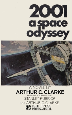 Cover for 2001 A Space Odyssey