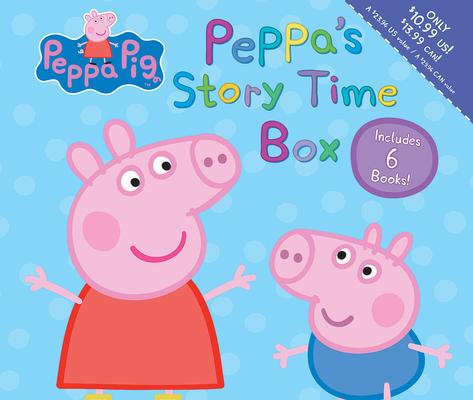 Peppa's Storytime Box (Peppa Pig) Cover Image