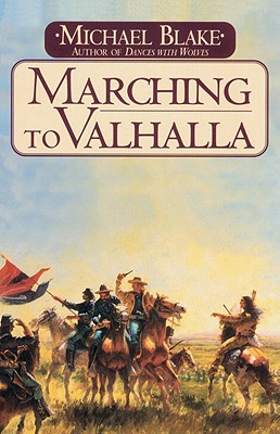 Marching to Valhalla Cover