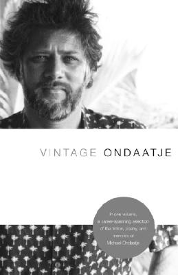 Vintage Ondaatje Cover