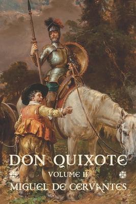 Don Quixote: Volume II Cover Image