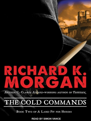 The Cold Commands Cover