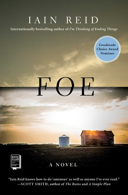 Cover for Foe