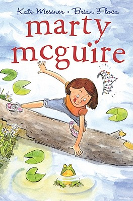 Marty McGuire Cover Image
