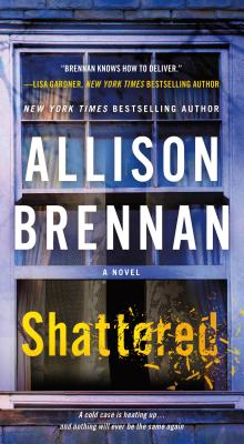 Shattered cover image