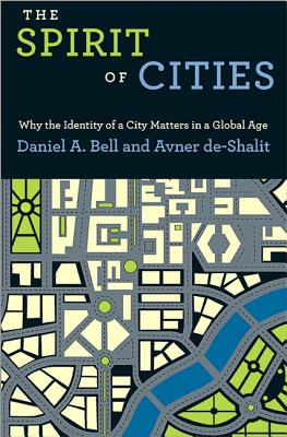 The Spirit of Cities Cover