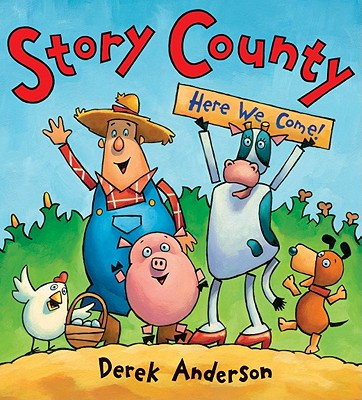 Story County Here We Come! Cover