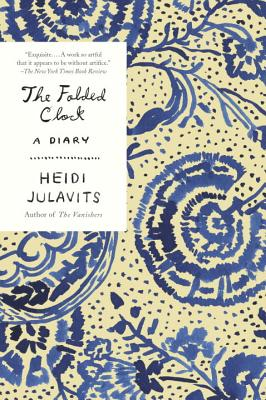 The Folded Clock: A Diary Cover Image