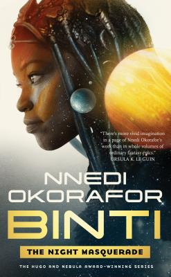 Binti: The Night Masquerade Cover Image