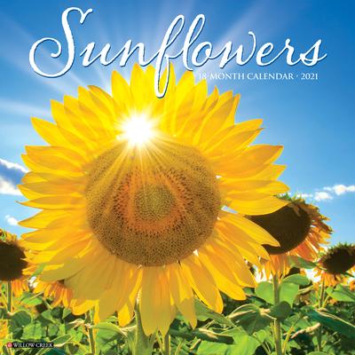 Sunflowers 2021 Wall Calendar Cover Image